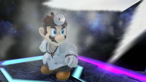 Dr. Mario by UKD-DAWG
