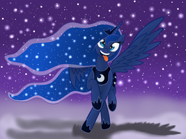 Loony Luna by 8Aerondight8