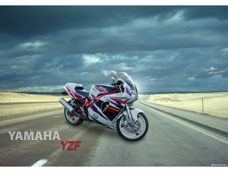Yamaha Bike by wussmode