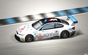 BMW M3 E92 GT2 at Sebring 5 by ZowLe