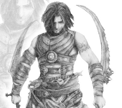 Prince of Persia Warrior by otor
