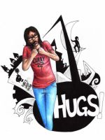 HUGS!!! by 13sticker