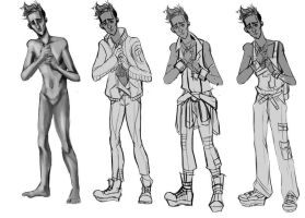 Basic Concepts tetsuo by royalshark
