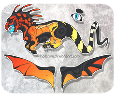 Faded Dragon Auction: CLOSED by Vholkrum
