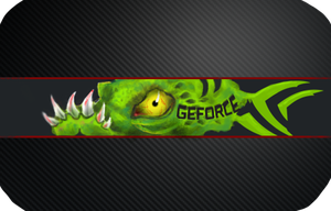 GeForce Piranha by ne0n1nja