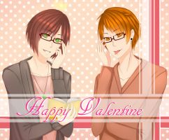 Happy Valentines Day!! by K31T0