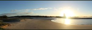 Currumbin Beach by DCPhotographics
