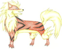 Arcanine by DL2288