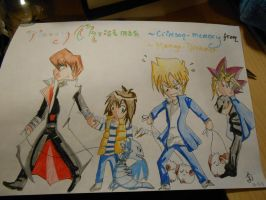 Happy Christmas #crimson-memory! by Manga-Dreamer