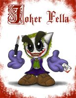 Joker Fella by balisticterrorbunny