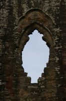 Tintern Abbey 45 - Stock by OghamMoon