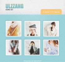 Ulzzang icons set 32 25 pic. by Minyoung-ssi