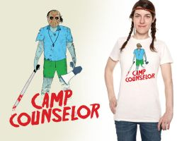 Camp Counselor by bionikdesign