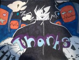 Thanks from a unlikley friend by EattheDragon