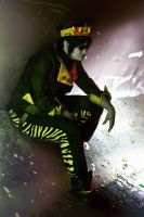 Sollux Captor Militarystuck 3 by InsanePleasure