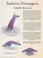 The Porcupenguin by Serio555