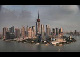 Pudong by phototems