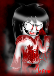 CP.:Jeff the Killer:. by tuwachiturraforever