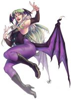 Morrigan by broseidon