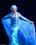 Ice queen Elsa by Lizz1cevae