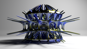 Fusion Reactor by dremond1982