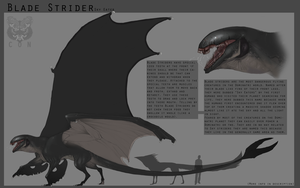 Blade Strider Final Concept (OUTDATED) by concolour