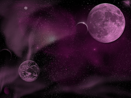 Moon Stock Wallpaper by WDWParksGal-Stock