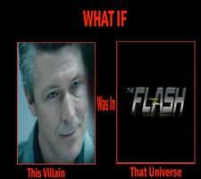 What if Paul Serene in The Flash 2014 by JasonPictures