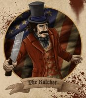 Bill 'The Butcher' Cutting by themovieguru42