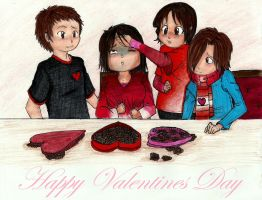 Happy Valentines Day, 2010 by TheLinkMaster