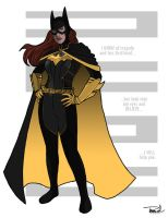 Another Batgirl by tsbranch