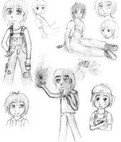 March 2012 sketch dump by StefanPWinc