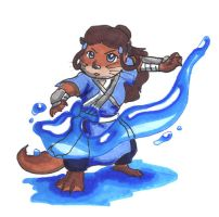 AM - Katara by Porcubird