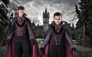 Like Father Like Son (A.K.A. Son of Dracula) by CoolKrl