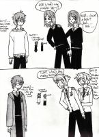 Prank: Main Character switch by FullmetalApollo