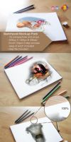 Sketchpad Mock Up Previews by LuisFaus