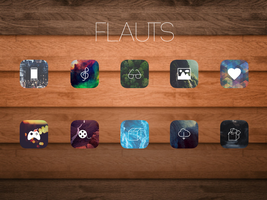 Flauts - Icons by turnthelighstoff