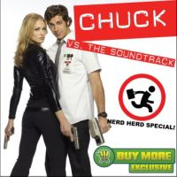 Chuck vs. The Soundtrack by trebory6
