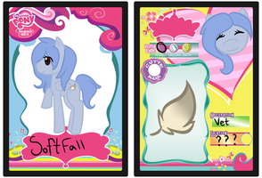 MLP OC trading card adopt :OPEN: by InuLover097
