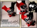 Harley Quinn Dunny by F1shcustoms