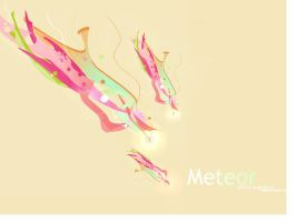 Meteors01- colors explosion by viperR