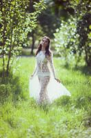 ECO GODDESS FOR VIOLETFLAME MAG by sarahlouisejohnson
