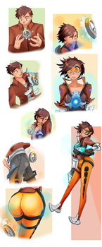 Tracer is Love, Tracer is Life by Railgun04