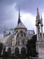 Notre Dame by perceptiontwin