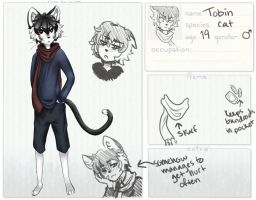 Tobin (KKT Application) by Gelidwolf