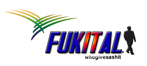 Fukital Medication Logo by MrAngryDog