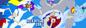 Holy Diver Zone by Tyrranux