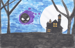 Gastly landscape. by GastlyGhost