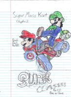 Super Mario Kart ch2 cover by Dreballin3x