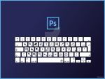 Photoshop Keyboard Shortcuts AZERTY by ensombrecer